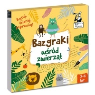 Kapitan Nauka: Bazgraki wśród zwierząt (3-6 lat)