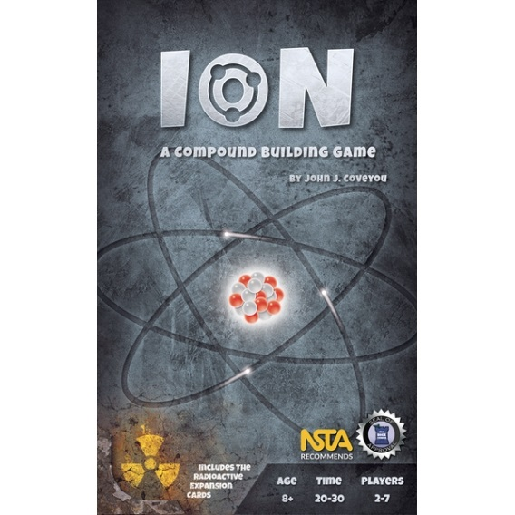 Ion: A Compound Building Game Karciane