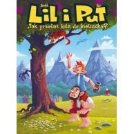 Lil i Put Jak przelać kota do kieliszka Tom 1