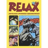 Relax. Antologia opowieści rysunkowych. Tom 1.