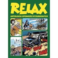 Relax. Antologia opowieści rysunkowych. Tom 3.