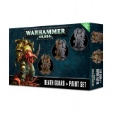 Warhammer 40000: Death Guard + Paint Set