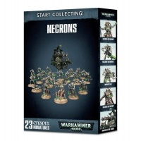 Warhammer 40000: Start Collecting! Necrons