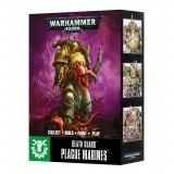 Warhammer 40000: Easy To Build: Death Guard Plague Marines Warhammer 40.000 Games Workshop