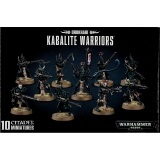 Warhammer 40000: Drukhari Kabalite Warriors Warhammer 40.000 Games Workshop