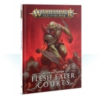 Warhammer Age of Sigmar: Battletome Flesh-eater Courts