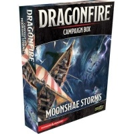 D&D: Dragonfire Campaign Moonshae Storms