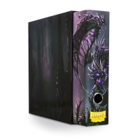 Dragon Shield Slipcase Binder - Black art Dragon