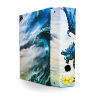 Dragon Shield Slipcase Binder - Blue art Dragon Dragon Shield Arcane Tinmen