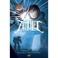 Amulet – księga druga: Klątwa Strażniczki Komiksy fantasy Planeta Komiksów