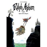 Ralph Azham 10: Ogień, który dogasa