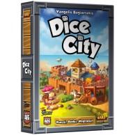 DICE CITY (EDYCJA POLSKA) + KARTY PROMOCYJNE