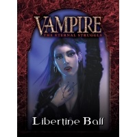 Vampire: the Eternal Struggle - Libertine Ball Sabbat Starter Vampire: the Eternal Struggle Black Chantry Production