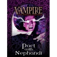 Vampire: the Eternal Struggle - Pact with Nephandi Sabbat Starter Vampire: the Eternal Struggle Black Chantry Production