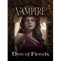 Vampire: the Eternal Struggle - Den of Fiends Sabbat Starter Vampire: the Eternal Struggle Black Chantry Production