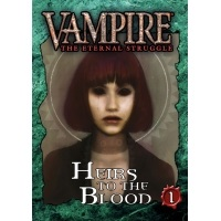 Vampire: the Eternal Struggle - Heirs to the Blood Bundle 1 Vampire: the Eternal Struggle Black Chantry Production