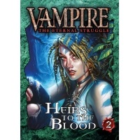 Vampire: the Eternal Struggle - Heirs to the Blood Bundle 2 Vampire: the Eternal Struggle Black Chantry Production