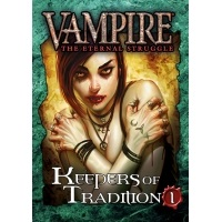 Vampire: the Eternal Struggle - Keepers of Tradition reprint bundle 1 Vampire: the Eternal Struggle Black Chantry Production