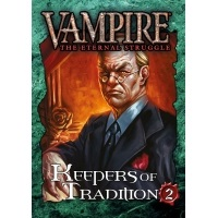 Vampire: the Eternal Struggle - Keepers of Tradition reprint bundle 2 Vampire: the Eternal Struggle Black Chantry Production