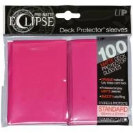 Protector PRO-Matte Eclipse Hot Pink 100 szt. Matowe Ultra Pro