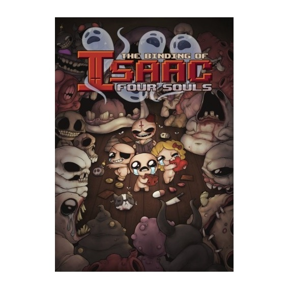 3Trolle.pl: The Binding Of Isaac: Four Souls