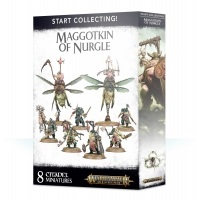 Warhammer Age of Sigmar: Start Collecting! Maggotkin of Nurgle