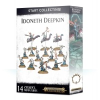 Warhammer Age of Sigmar: Start Collecting! Idoneth Deepkin Idoneth Deepkin Games Workshop