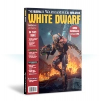 White Dwarf March 2019
