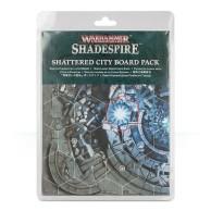Warhammer Underworlds: Shadespire – Shattered City Board Pack