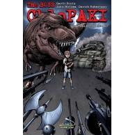 Chłopaki T.8 Waleczne serce Komiksy fantasy Planeta Komiksów