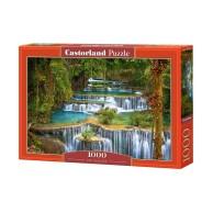 Puzzle 1000 el. Wodospady kaskadowe