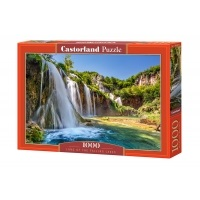 Puzzle 1000 el. Land of the Falling Lakes