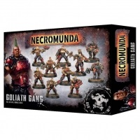 Necromunda: Goliath Gang Necromunda Games Workshop