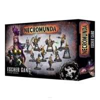 Necromunda: Escher Gang Necromunda Games Workshop