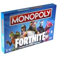 Monopoly Fortnite Rodzinne Hasbro