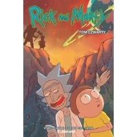Rick i Morty. Tom 4 Komiksy science-fiction Egmont