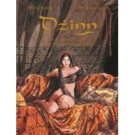 Dżinn - 1 - Faworyta / 30 Dzwoneczków Komiksy Przygodowe Scream Comics