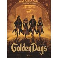 Golden Dogs - 1 - Fanny Komiksy Przygodowe Scream Comics