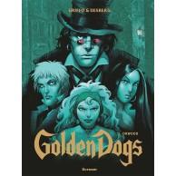 Golden Dogs - 2 - Orwood Komiksy Przygodowe Scream Comics