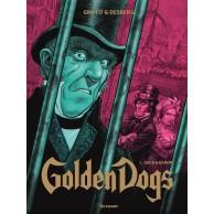 Golden Dogs - 3 - Sędzia Aaron Komiksy Przygodowe Scream Comics