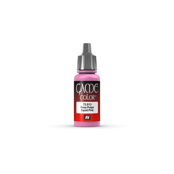 Farba Vallejo Game Color 013-17 ml. Squid Pink