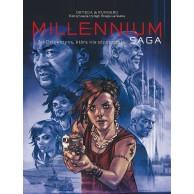 Millenium Saga. Dziewczyna, która nie odpuszczała. Tom 3