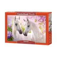 Puzzle 1000 el. Romantic Horses
