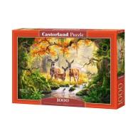 Puzzle 1000 el. Royal Family Malarstwo Castorland