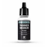 Vallejo 524-17 ml. Thinner