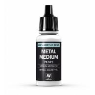 Vallejo 521-17 ml. Metal Medium