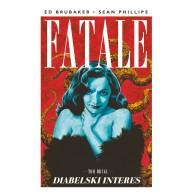 Fatale T.2 Diabelski interes Komiksy kryminalne Mucha Comics