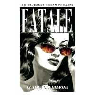 Fatale T.5 Klątwa dla demona Komiksy kryminalne Mucha Comics