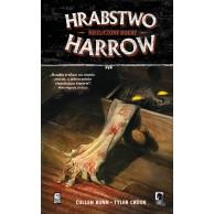 Hrabstwo Harrow T.1 Niezliczone duchy Komiksy grozy Mucha Comics