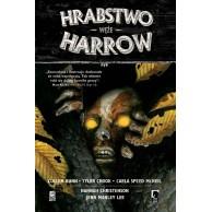 Hrabstwo Harrow T.3 Węże Komiksy grozy Mucha Comics